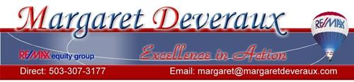 Margaret Deveraux logo